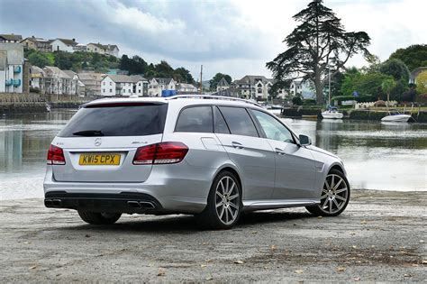 mercedes e63 mercedes e63 amg estate used term test review