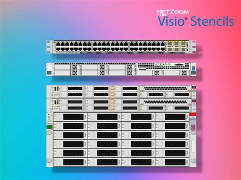 sun visio stencils netzoom visio 174 stencils library updated for data center