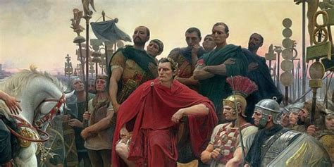 Julius Caesar Mba Leadership by What You Can Learn From Julius Caesar Business Insider