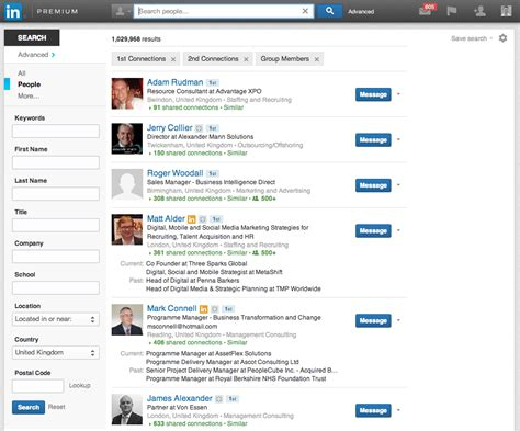 Linkedin Find How To Get On Page One Of Linkedin