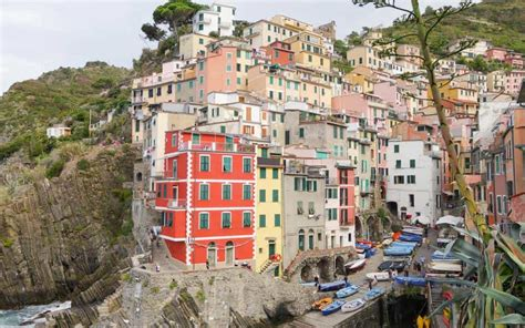 best cinque terre town italian riviera pretty towns on italy s ligurian coast