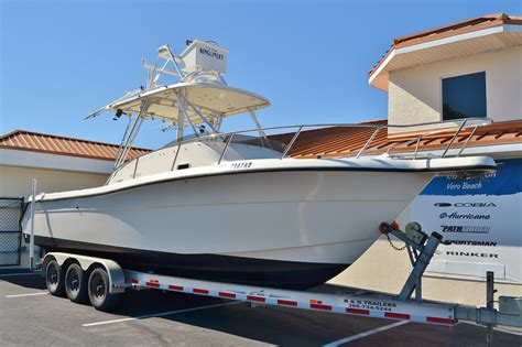 used boat parts vero beach fl used 1996 pursuit 2870 offshore boat for sale in vero
