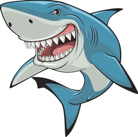 vivid shark design vectors set free vector in encapsulated