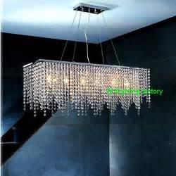 Led Dining Room Light Modern Chandelier Light For Dining Room Led Chandeliers Square L Rectangle
