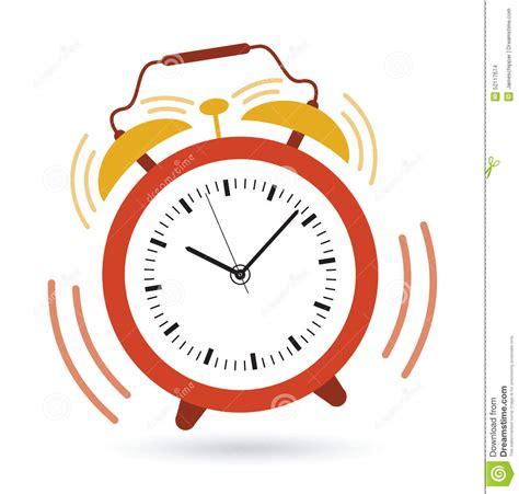 Home Design 2d Plan by Alarm Clock Stock Vector Image 52117674