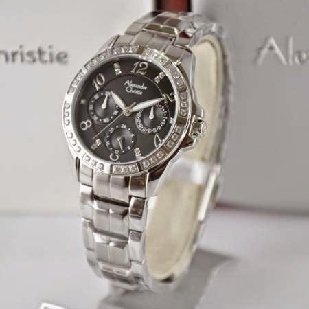 Jam Tangan Wanita Original model jam tangan wanita original alexandre cristie terbaru