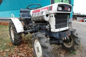Bolens iseki tractor