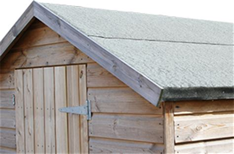 Felt A Shed Roof by Roof Surrey Shed Manufacturer Based In Ripley
