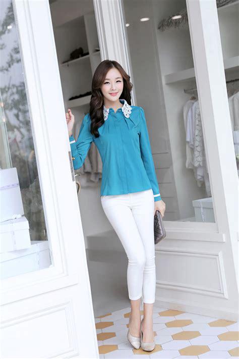 Kalung Wanita Import Fashion Trendy Modis Design Koleksi Baru model baju kerja wanita terbaru 2015