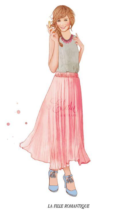 fashion illustration quiz cosmetic caign test 203 lodie fashion illustrator