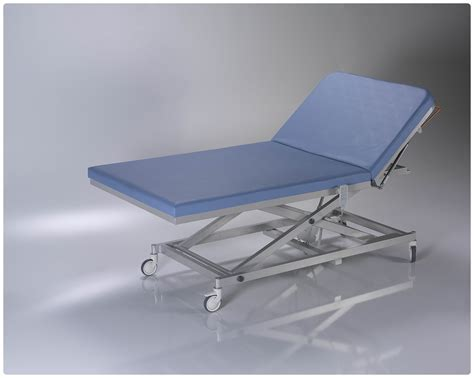 therapeutic bed nitro hb 6210 electrical physical therapy bed nitrocare en