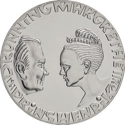 Denmark: Golden wedding anniversary of Margrethe II and