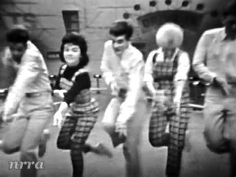 swing dance madison annette funicello dancing the madison on coke time 6 27