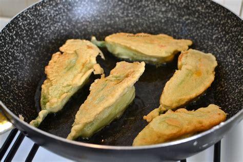 ricetta dei fiori di zucca ripieni fiori di zucca ripieni di patate cucina che ti passa
