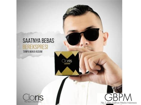 Sabun Muka Cloris cara mengatasi masalah kulit muka pria dengan sabun cloris