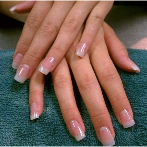 how to clean acrylic 25 best ideas about clear acrylic nails on pinterest