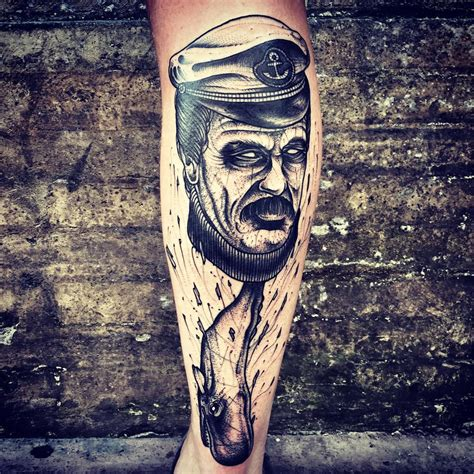moby dick tattoo leg moby whale best ideas gallery