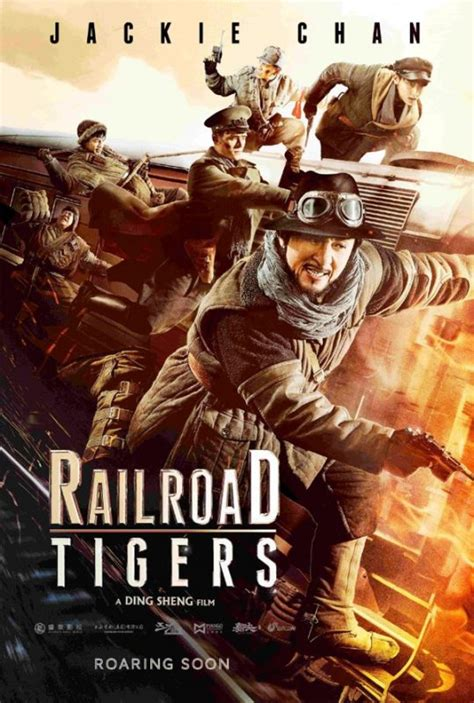 Railroad Tigers there s something missing in the trailer for jackie chan s new but i can t put my finger