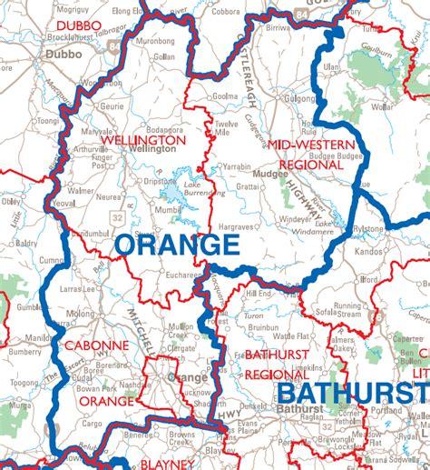 orange map city map orange mapsof net