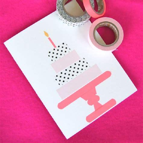 Happy Birthday Diy Cards 7 Diy Happy Birthday Cards