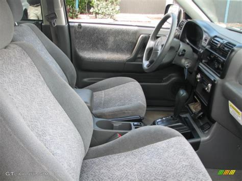 2001 Isuzu Rodeo Interior by 2001 Isuzu Rodeo Ls Interior Photo 39877083 Gtcarlot
