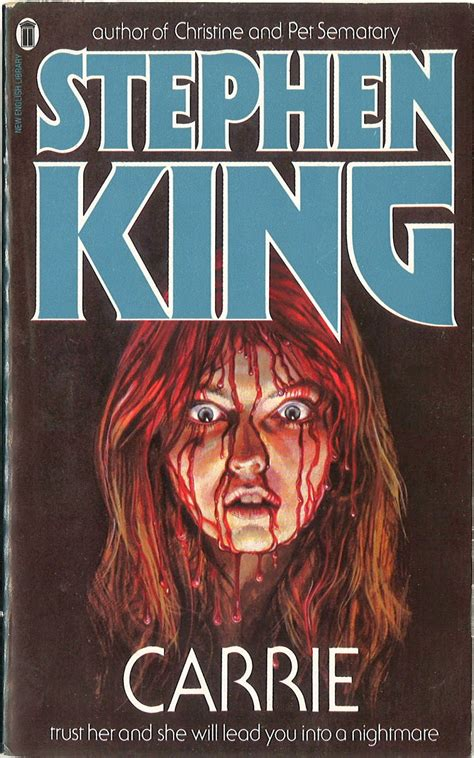 libro carrie strange tales carrie by stephen king