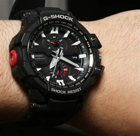 Best G Shock Military Watch | casio g shock aviation gw a1000 watch review ablogtowatch