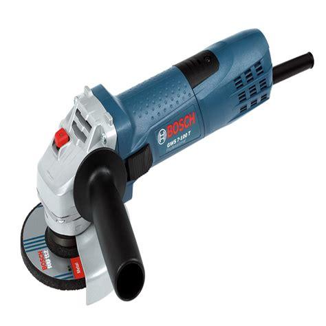 Mesin Gerinda harga jual bosch gws 7 100 t mesin gerinda tangan professional