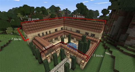 House Blueprint by Schematics For Minecraft