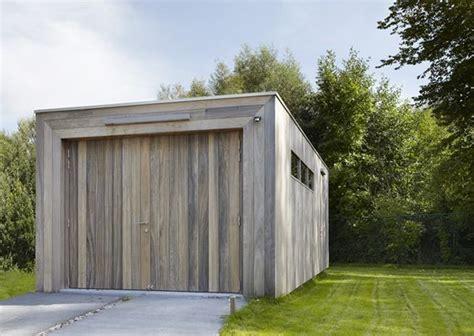 moderne carports moderne carports hout garages hout gt hardhout padouck