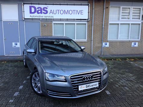 Audi A8 Kosten by Audi A8 10 2013 Ingevoerd Uit Duitsland