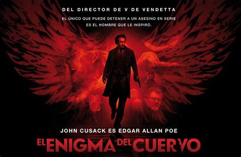 film el enigma del cuervo ces 211 todo y dej 201 me 165 edgar allan poe en el cine quot el
