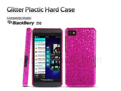 Hardcase For Blackberry Z10 blackberry z10 glitter plactic