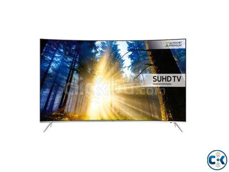 Tv Samsung Ks7500 samsung ks7500 55 suhd curved smart tv clickbd