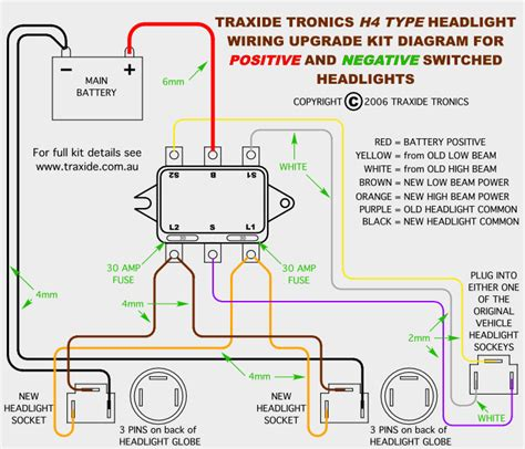 viewing a thread headl relays wiring diagram for 1960