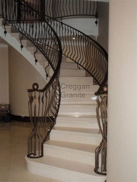 marble staircase granite stairs creggan granite ireland creggan granite