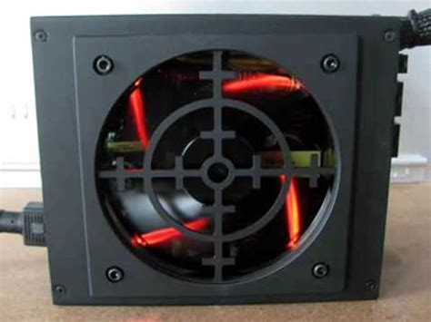 Pc Moding Modif Custom wolfenstein mod part 1 quot power supply quot www