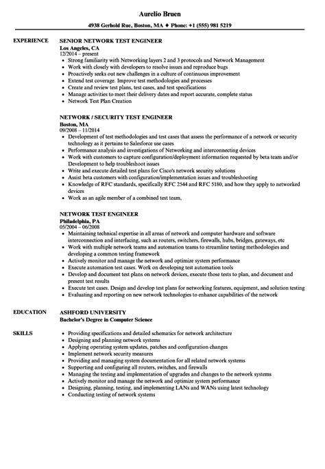 resume templates wonderful junior networkineer sample fresh