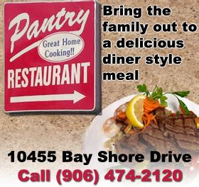 The Pantry Restaurant Michigan by Business Matters Time Oldies Wqxo Am 1400 Radio Munising Michigan Alger County
