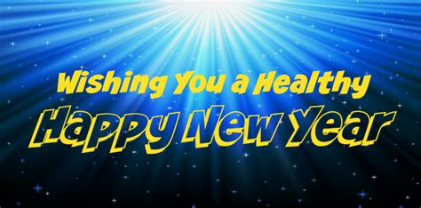 wishing you a healthy quot happy new year quot unl food