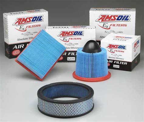 Filter Air Nano amsoil nano fiber air filters eaa