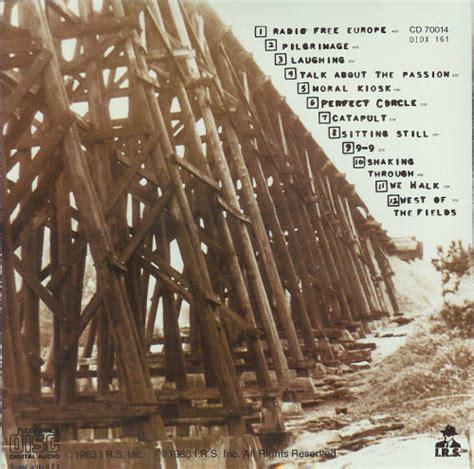 the best of rem album r e m murmur lyrics and tracklist genius