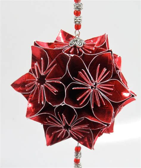 Origami Paper Ornaments - 18 best images about handmade decorations on