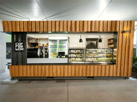 Office Meeting Room by Shipping Container Cafe