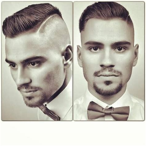 Barber Hairstyle Guide barber haircuts for
