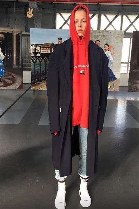 Preview Hm Springsummer 2008 Range by Streetwear Meets Luxury Vetements X Hilfiger