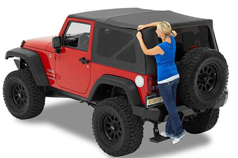 Jeep Wrangler Soft Top Reviews Bestop Supertop Nx Soft Top Reviews Free Shipping On