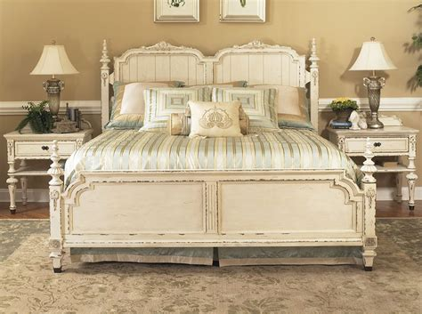 Providence Bedroom Furniture Fairmont Designs Furniture Providence Bedroom Collection Features A Panel Bed Stand