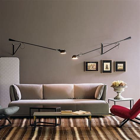 The Livingroom 265 discover the flos wall and ceiling lamp model 265