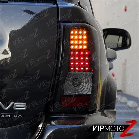 1999 jeep grand cherokee tail light l r gt smoke black